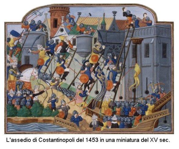 Assedio Costantinopoli